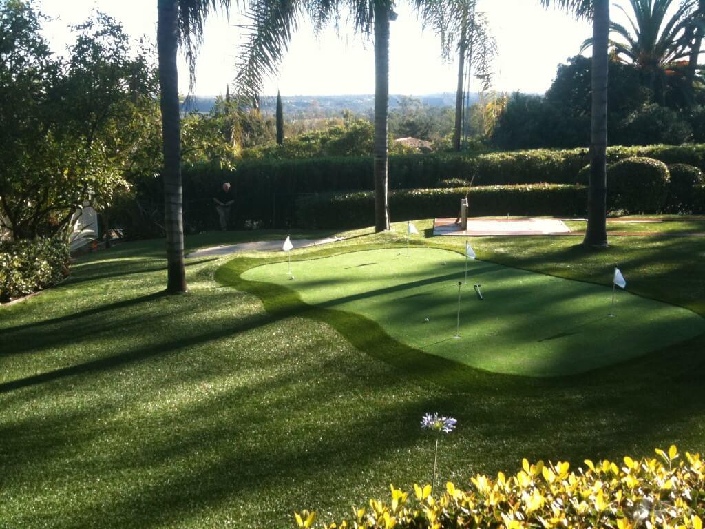 Sando Home Golf Course